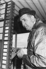 Bill Waterhouse was a showman of the betting ring.