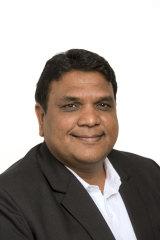 Sen Sen CEO Subhash Challa