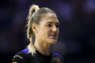 Caitlin Bassett will not return to New Zealand in 2022.