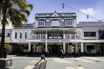 Iris Capital added the Ivanhoe Hotel to its extensive portfolio.