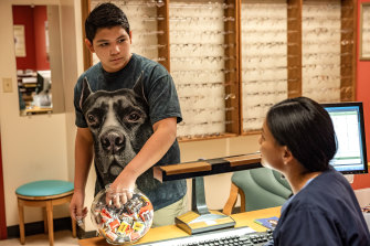 Lane Factor plays Cheese in Reservation Dogs, which was created by Native American filmmaker Sterlin Harjo and  Taika Waititi, the eccentric creator of Thor and JoJo Rabbit.