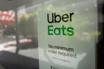 Uber Eats was a key driver of earnings after the coronavirus hit the technology company's transport offering hard.