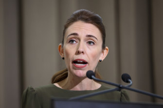 NZ Prime Minister Jacinda Ardern has been notified of the breach.