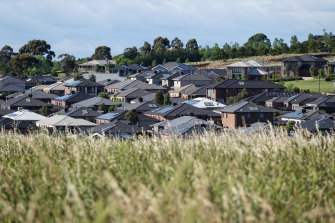 Melbourne's growth has put pressure on the city's green wedges.