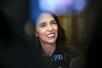 Voted yes twice: NZ Prime Minister Jacinda Ardern.