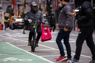 DoorDash is a global food delivery giant that relies on a gig economy model.