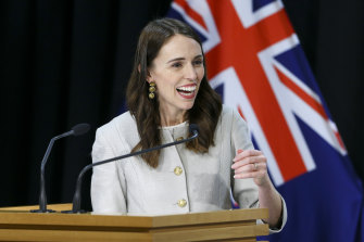 Jacinda Ardern is just one of the world's many female leaders to guide their nations through crisis.