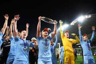 The A-League will be the first competition in Australia to begin in a post-vaccination world.