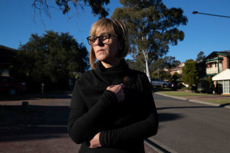 Elfa Moraitakis from SydWest Multicultural Services, says demand for the humanitarian and social services provided by her organisation has spiked by at least 30 per cent since lockdown began.