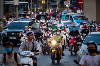 Since the end of April, a surge in COVID-19 has spread to 31 municipalities and provinces in Vietnam.