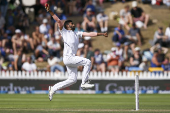Jasprit Bumrah is part of the Indian attack that has coach Ravi Shastri confident.
