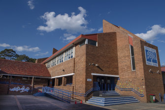 Four students from South Coogee Public School have tested positive for COVID-19.