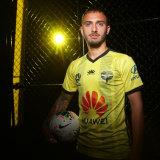 Wellington Phoenix recruit Rene Piscopo.