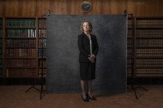 High Court Chief Justice Susan Kiefel.