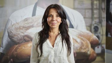Turkish Bakeries' Ceyda Genc.