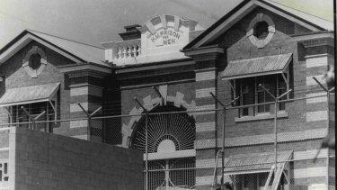 Brisbane's Boggo Road Gaol,  which originally contained women prisons.