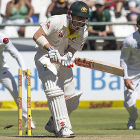 'Disgraceful': Spectators hurl abuse about Australian players' wives