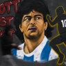 Prosecutors raid home of Maradona's psychiatrist