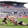 Blues offer Princes Park as AFL venue during coronavirus crisis