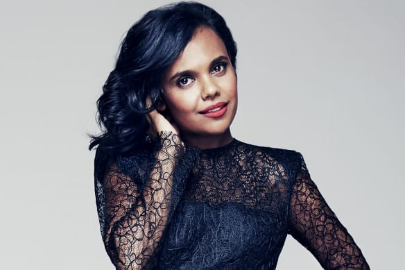 Dicey Topics: Miranda Tapsell on death, sex and religion
