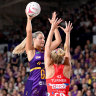 Mum's the word: why I'm in awe of dual-role netballers