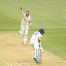 Siddle approves of MCG pitch