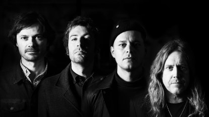 Australian supergroup comes together for another Abbey Roadshow