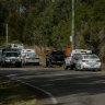 Body found wrapped in plastic in creek near Newcastle