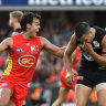4 points: Time for Carlton's players to look in the mirror