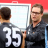 Blues adapting to close contests: Teague