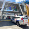 Disgruntled former security guard takes dozens of hostages in Philippine mall