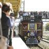 Tim Fischer's last train ride
