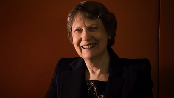 The one glass ceiling Helen Clark couldn't smash