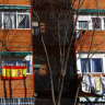 Woman's mummified body found in Madrid flat after 15 years