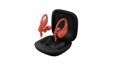 Beats by Dre wireless headphones are perfect for the fitness enthusiast.