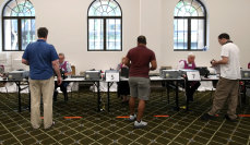 Questions are being asked of Queensland Electrical Commission as results trickled out on Saturday and Sunday.