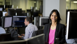 Macquarie chief executive Shemara Wikramanayake was awarded $18.1 million for the year, her first full 12 months as CEO.