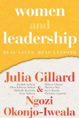 Women and Leadership by Julia Gillard and Ngozi Okonjo-Iweala.