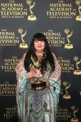 Artist Lynette Wallworth won an Emmy Award for Collision in 2017.