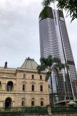 Thousands of Queensland's public servants work in 1 William Street in Brisbane.