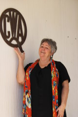 Judy Martyr from the Mount Isa CWA
