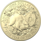 The Royal Australian Mint has released a series of commemorative coins to mark the Lunar New Year.