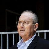 NSW Shadow Treasurer Walt Secord.