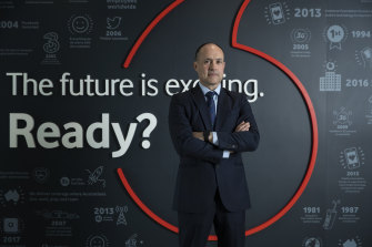 Inaki Berroeta, CEO of the merged TPG-Vodafone, will be under pressure to reduce debt and invest in the telco's 5G network roll-out.