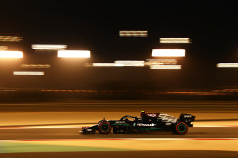 The trading card company has expanded into Formula 1.