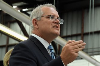 Prime Minister Scott Morrison conceded the rollout would not be complete by October.