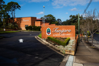 Tangara School for Girls is closed for two weeks as a COVID-19 cluster extended to 19 people on Wednesday.