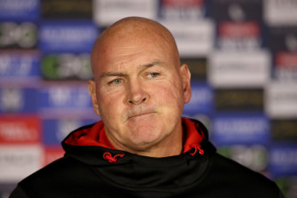 Paul McGregor will be hoping for no officiating blunders on Thursday when the Red V face the Rabbitohs at Kogarah Oval.