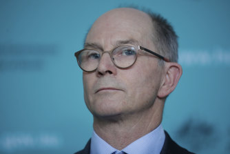 'There is no herd immunity', deputy chief medical officer Paul Kelly says.