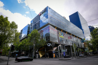 The QV building was noted by panel members as an example of strong architecture that incorporated laneways.